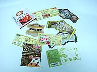 食品類標籤貼紙